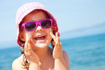 למדו את הילדים איך להיות חכמים בשמש