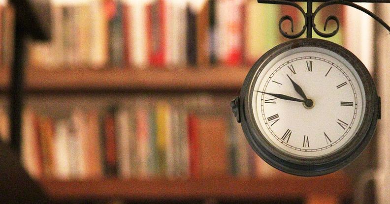 תכנון זמן נכון הוא הפתרון