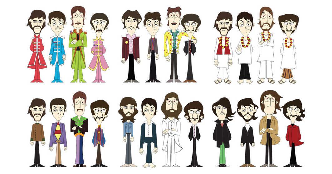 Beatls draw